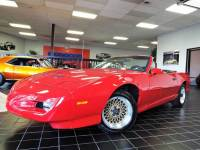 1991 Pontiac Firebird Trans Am 2dr Convertible