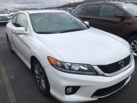 2013 Honda Accord EX-L Coupe CVT