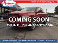 2010 Dodge 1500 Sport 4D Quad Cab