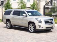 2015 CADILLAC ESCALADE ESV Luxury SUV for sale in Houston, TX