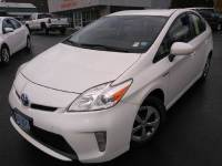 2012 Toyota Prius Five 4dr Hatchback