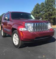 2011 Jeep Liberty 4x2 Limited 4dr SUV
