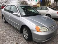 2003 Honda Civic EX 4dr Sedan