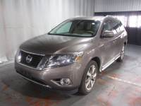 Certified Pre-Owned 2013 Nissan Pathfinder Platinum SUV in White Marsh, MD