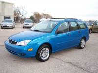 2007 Ford Focus ZXW SES 4dr Wagon