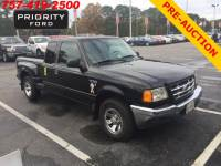 Used 2003 Ford Ranger Truck Super Cab V-6 cyl For Sale at Priority