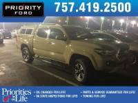 Used 2016 Toyota Tacoma TRD Sport V6 Truck Double Cab V-6 cyl For Sale at Priority