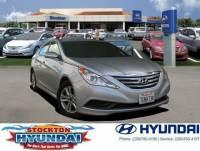 Certified Pre-Owned 2014 Hyundai Sonata GLS Sedan For Sale Stockton, California