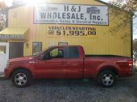 2007 Ford F-150 FX2 4dr SuperCab Styleside 5.5 ft. SB