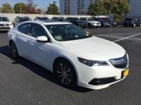 Certified Pre-Owned 2015 Acura TLX 2.4L in Springfield, VA