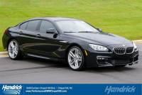 2015 BMW 6 Series 640i Sedan