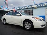 2007 Nissan Altima 2.5 4dr Sedan