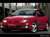 2002 Pontiac Sunfire SE 2dr Coupe