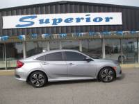 2016 Honda Civic EX-L 4dr Sedan