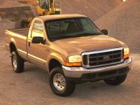 Pre-Owned 1999 Ford F-350SD XLT RWD 4D Crew Cab
