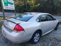 2010 Chevrolet Impala LT 4dr Sedan