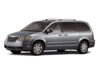 Pre-Owned 2008 Chrysler Town & Country LX FWD Minivan