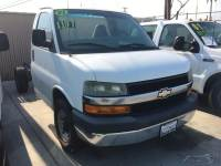 2005 Chevrolet Express Cutaway 10Ft Box Truck