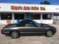 2003 Ford Thunderbird Premium 2dr Convertible