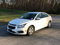 Pre-Owned 2016 Chevrolet Cruze 4dr Sdn Auto LT w/1LT FWD 4dr Car