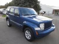 PRE-OWNED 2009 JEEP LIBERTY SPORT 4WD