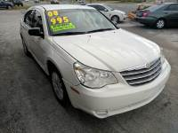 2008 Chrysler Sebring LX 4dr Sedan