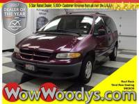 1999 Dodge Caravan 3dr Mini-Van