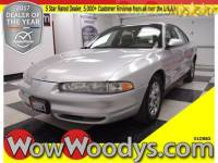 2001 Oldsmobile Intrigue GL 4dr Sedan