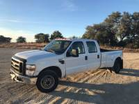 2008 Ford F-350 Super Duty XL 4dr Crew Cab LB DRW RWD