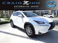 Pre Owned 2015 Lexus NX Turbo FWD 4dr