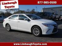 Pre-Owned 2016 Toyota Camry LE FWD 4dr Car