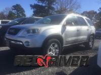 Used 2010 GMC Acadia SUV For Sale in Heber Springs. AR