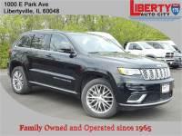Used 2017 Jeep Grand Cherokee Summit 4x4 SUV in Libertyville