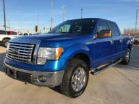 2010 Ford F-150 4x4 XLT 4dr SuperCrew Styleside 6.5 ft. SB