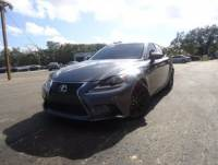 2015 Lexus IS 250 F SPORT. NAVIGATION