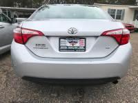 2015 Toyota Corolla L 4dr Sedan 4A