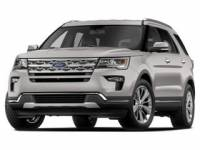 New 2018 Ford Explorer XLT Front-Wheel Drive (F SUV