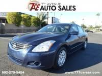 2011 Nissan Altima 4dr Sdn I4 CVT 2.5 S