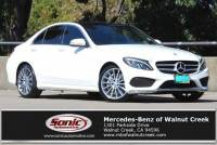 Used 2015 Mercedes-Benz C-Class C 400 4MATIC Sedan
