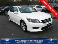 2015 Honda Accord EX-L V-6 Sedan for sale in Princeton, NJ