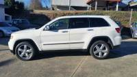 2011 Jeep Grand Cherokee 4x4 Overland 4dr SUV
