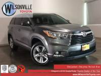 Certified Pre-Owned 2015 Toyota Highlander LTD AWD