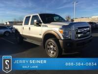 Certified Used 2016 Ford F-350 Truck Crew Cab in Salt Lake City, UT
