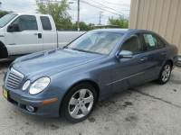 2007 Mercedes-Benz E-Class AWD E 550 4MATIC 4dr Sedan