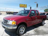 2004 Ford F-150 Heritage 4dr SuperCab XL 4WD Styleside SB