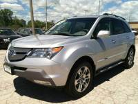 2007 Acura MDX SH-AWD w/Tech 4dr SUV w/Technology Package