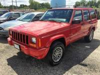 1997 Jeep Cherokee 4dr Country 4WD SUV