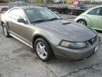 2002 Ford Mustang 2dr Fastback