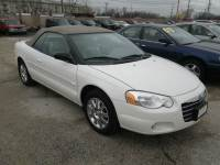 2004 Chrysler Sebring Limited 2dr Convertible