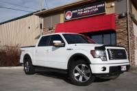 2011 Ford F-150 4x4 FX4 4dr SuperCrew Styleside 5.5 ft. SB